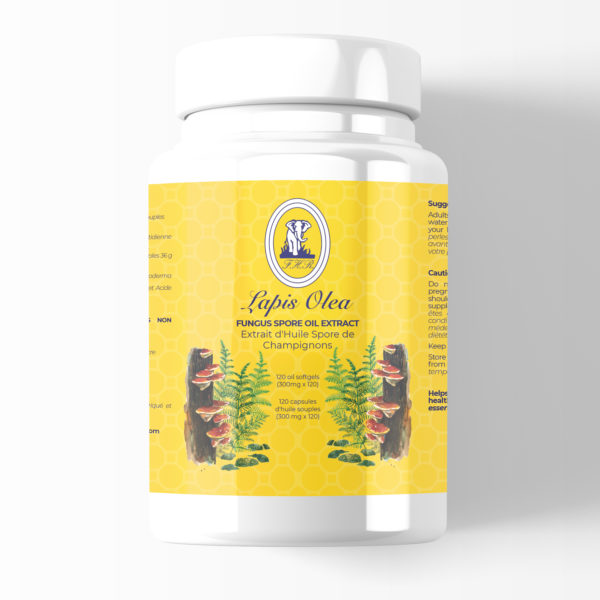 Lapis Olea – 120 softgel capsules (US direct delivery)